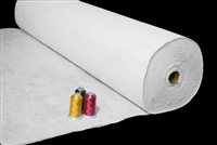 Roll of High Quality Thick tear away backing for Embroidery