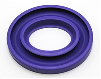 ThreadNanny Special Bobbin Saver in Purple for Metal or Plastic Sewing Bobbins
