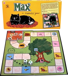 Max cooperative game from family pastimes