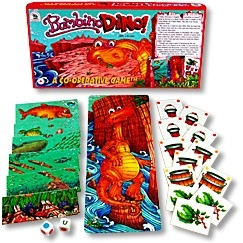Bambino Dino Cooperative Game family pastimes
