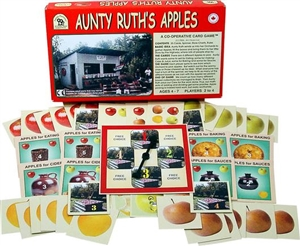 Aunty Ruth's Apples cooperative game