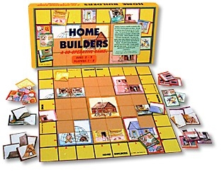 Home Builders Cooperative Game by Family Pastimes