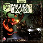 Arkham Horror Cooperative Board Game for teens and adults who like suspense
