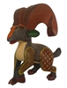 Brown Ram - Genuine Oaxacan Alebrije for Sale