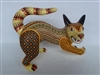 Wolf that Chased the Sun Genuine Oaxacan Alebrije for Sale