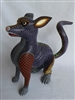Pepper the Pooch Genuine Oaxacan Alebrije for Sale
