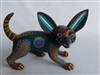 Max the Mexican Hairless Dog Genuine Oaxacan Alebrije for Sale