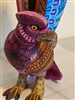 Eagle Alebrije de Oaxaca, Original Wood Sculpture, Mexican Folk Art