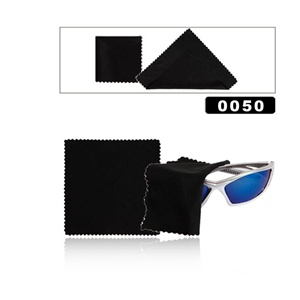 Micro fiber cleaning cloths allow you to clean your sunglasses without chemicals