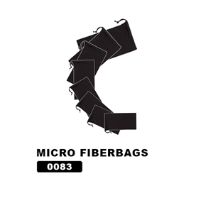 Micro fiber bags are good multipurpose items to have around