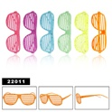 Cool splatter paint style of wholesale shutter shades