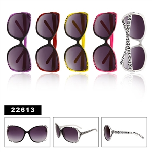 Great oversized lens style of wholesale womens sunglasses