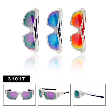 Wholesale Clear Sport Sunglasses