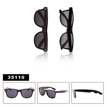 Black Classic Sunglasses Wholesale