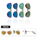 Polarized Flash Aviators