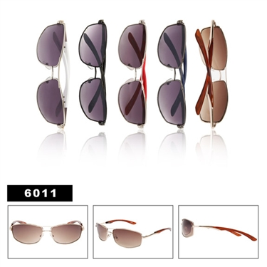 Wholesale Unisex Sunglasses 6011