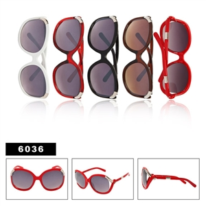Vintage Fashion Sunglasses 6036