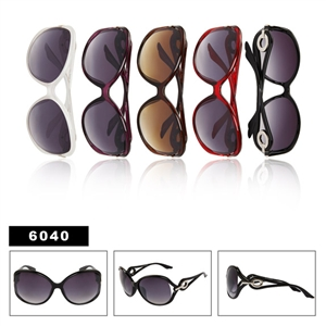 Ladies Fashion Sunglasses 6040
