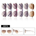 Wholesale Women's Aviator Sunglasses