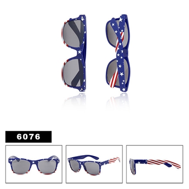 Wholesale United States Flag Classic Sunglasses