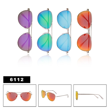 wholesale mirrored aviators