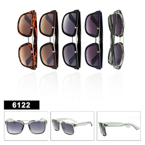 Retro Sunglasses - 6122