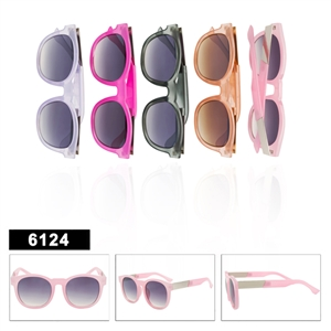 Retro Sunglasses - 6124