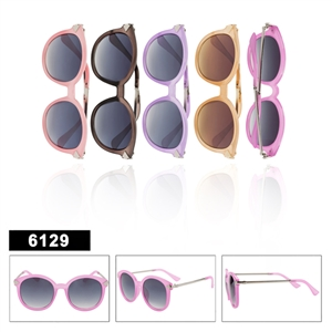 Ladies Fashion Sunglasses - 6129