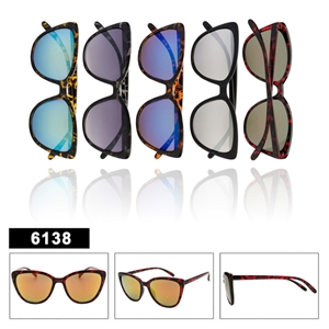 Cat Eye Sunglasses 6138