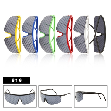 Novelty Sun Glasses 616
