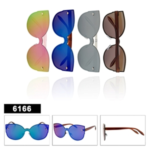 Revo Cat Eye Sunglasses 6166