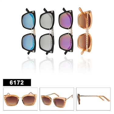 Wholesale Retro Women Sunglasses