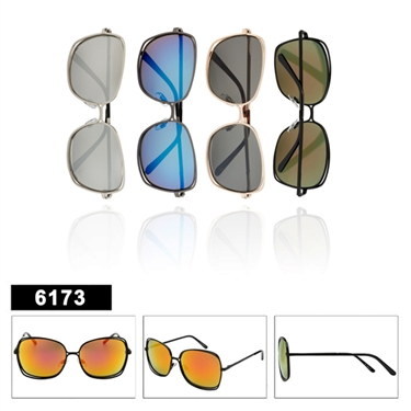 Wholesale Retro Square Lens Sunglasses