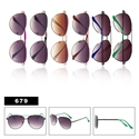 Aviator Sunglasses 679