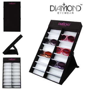 "0b0d6ada690 Wholesale folding Diamond Eyewear display · Diamondâ""¢ Sunglasses DI6015"