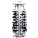 Rotating Locking Sunglass Display