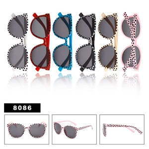Ladies Animal Print Sunglasses