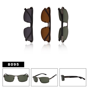 Metal Polarized Sunglasses