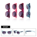 California Classics sunglasses with hearts