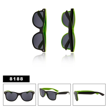 California Classics Sunglasses Green & Black