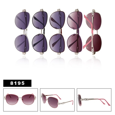 Designer Rhinestone Sunglasses for Ladies