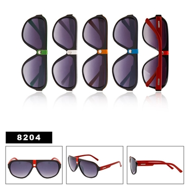 Wholesale Aviators with Plastic Frame