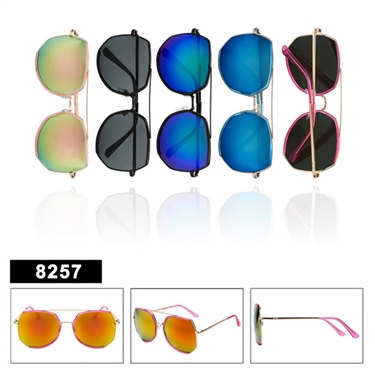 Aviator Sunglasses with REVO Lens