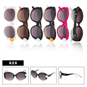 Fashion Sunglasses for Ladies 826