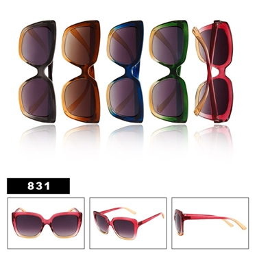 Ladies Fashion Sunglasses Wholesale