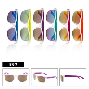 Mirrored Wholesale Sunglasses