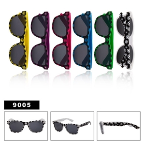 California Classics Sunglasses Smiley Faces