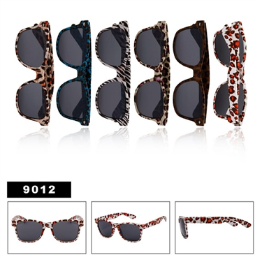 Wholesale California Classics Sunglasses in Assorted Animal Print