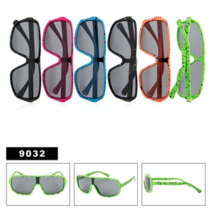 Paint spatter sunglasses
