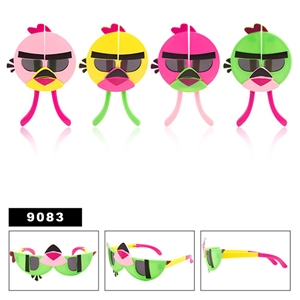 Kid's Wholesale Sunglasses Caricature